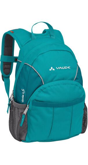 VAUDE Kids Minnie 4,5 Backpack green spinel